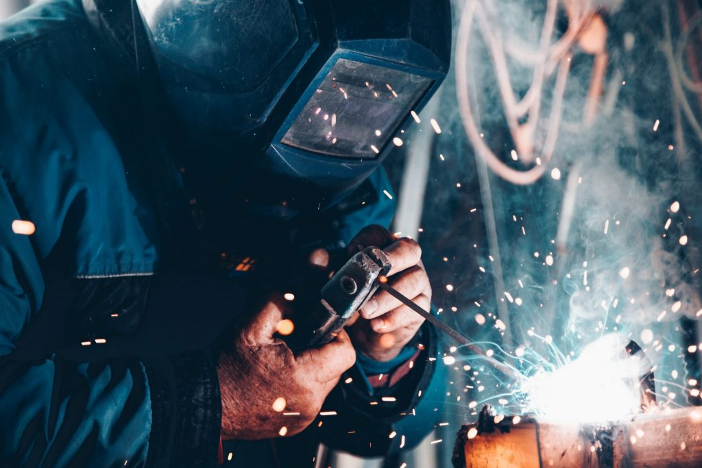 good welds are imperative to safes' construction