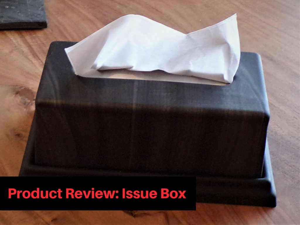 Product Review: Issue Box