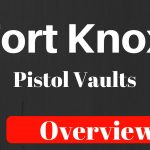Fort Knox Pistol Safes