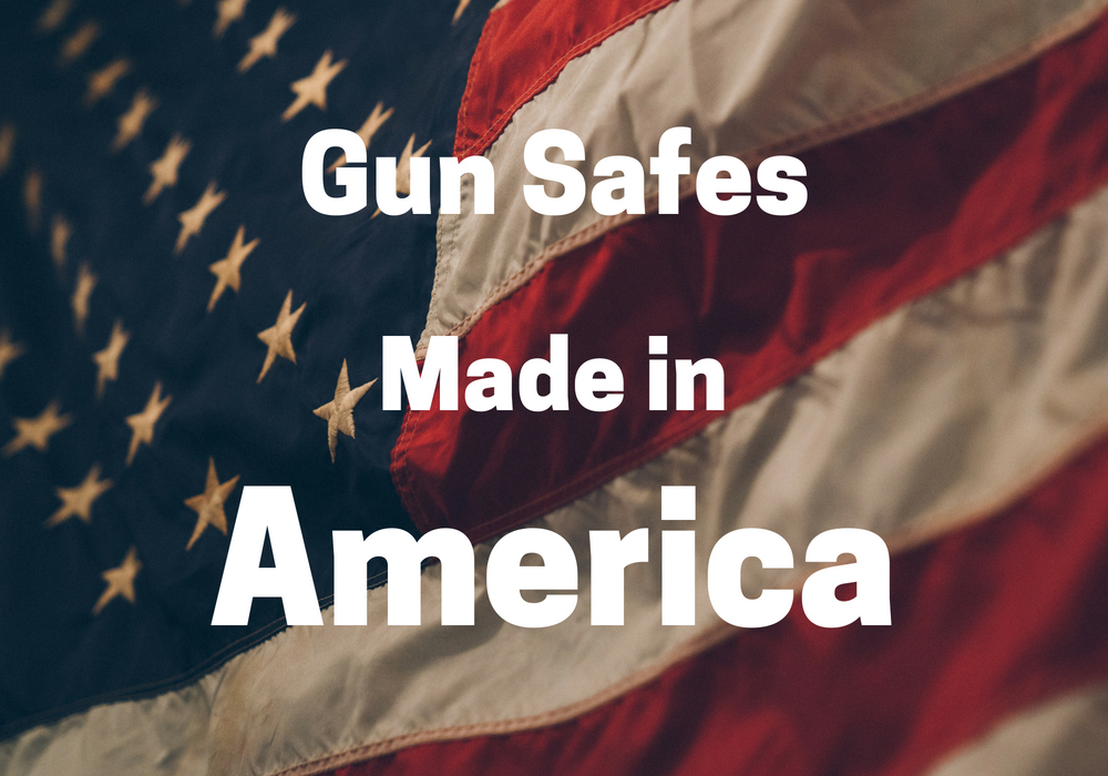 Gun Safes made in America
