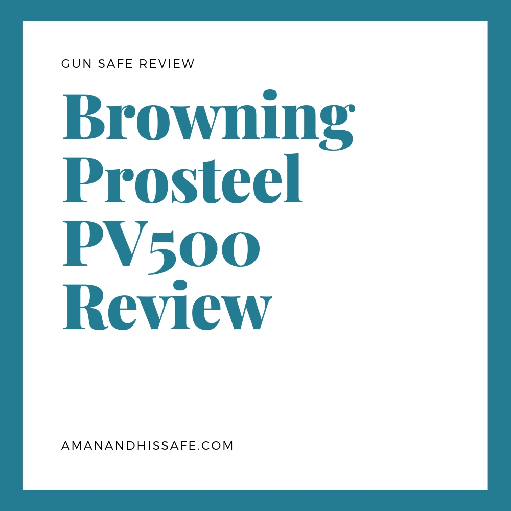Browning Prosteel PV500 Review