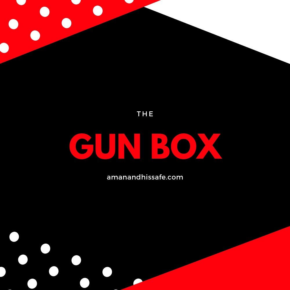 The GunBox Safe Overview | A Man And His Gear