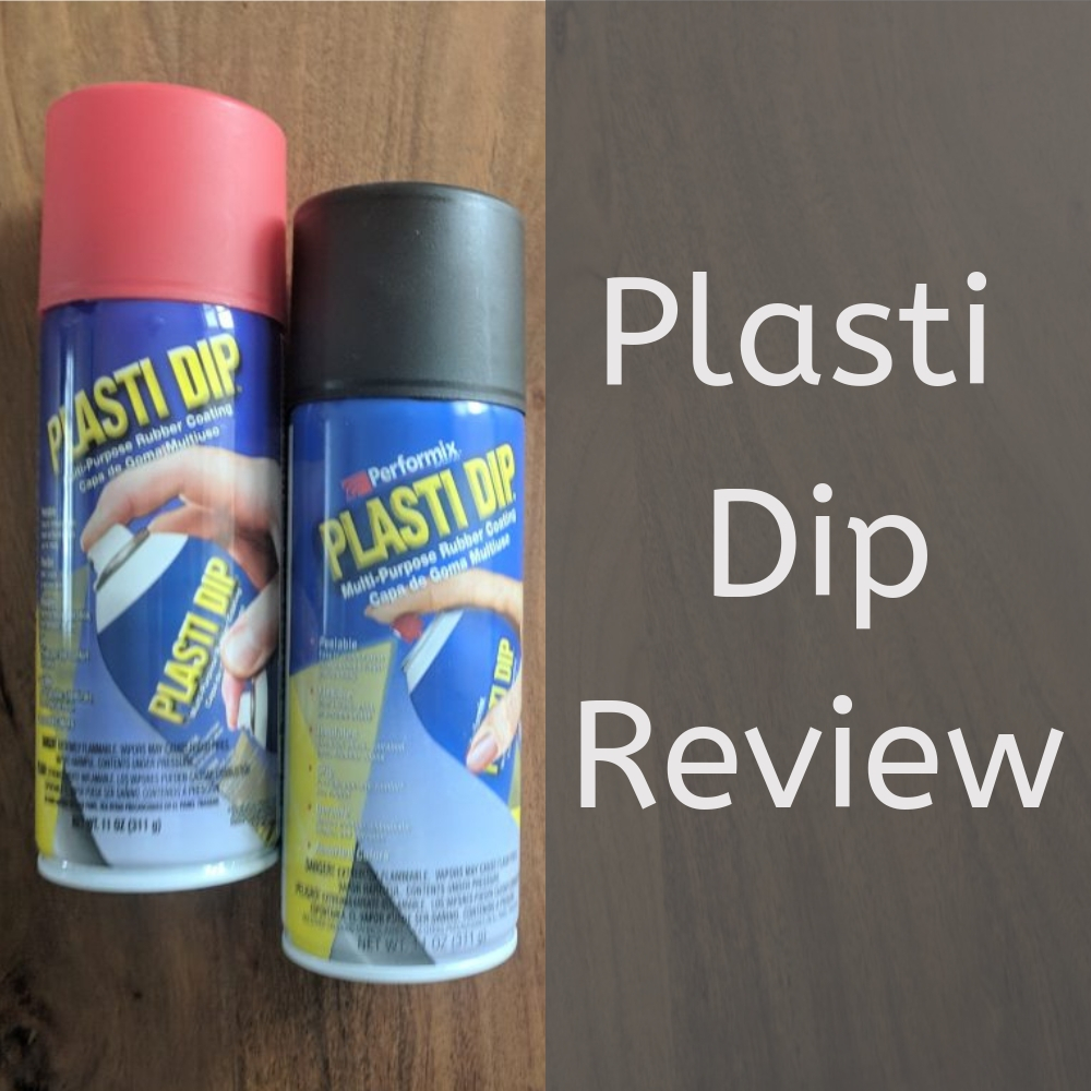 Product Review: Plasti Dip | A Man And His Gear