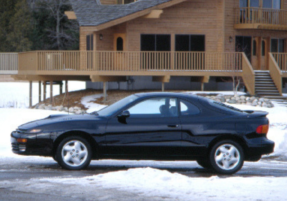 5th generation Celica All-Trac with AWD