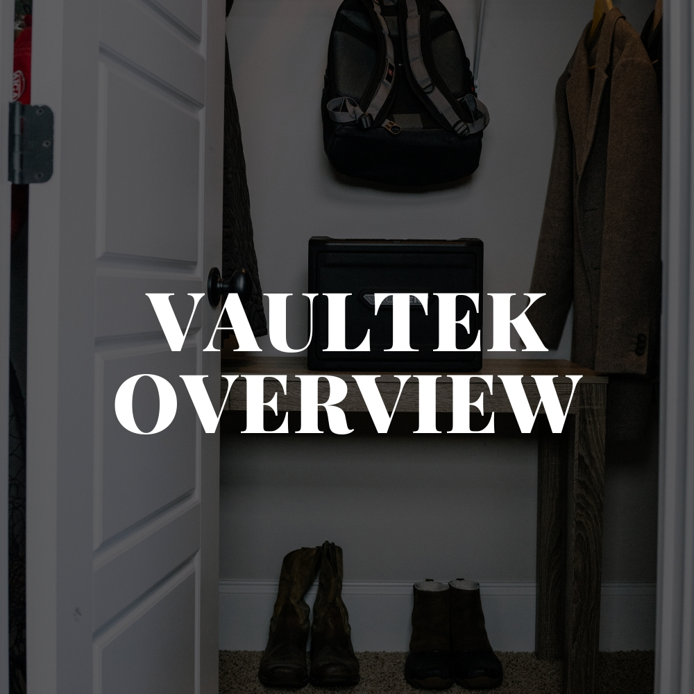 Vaultek looks great anywhere in the home