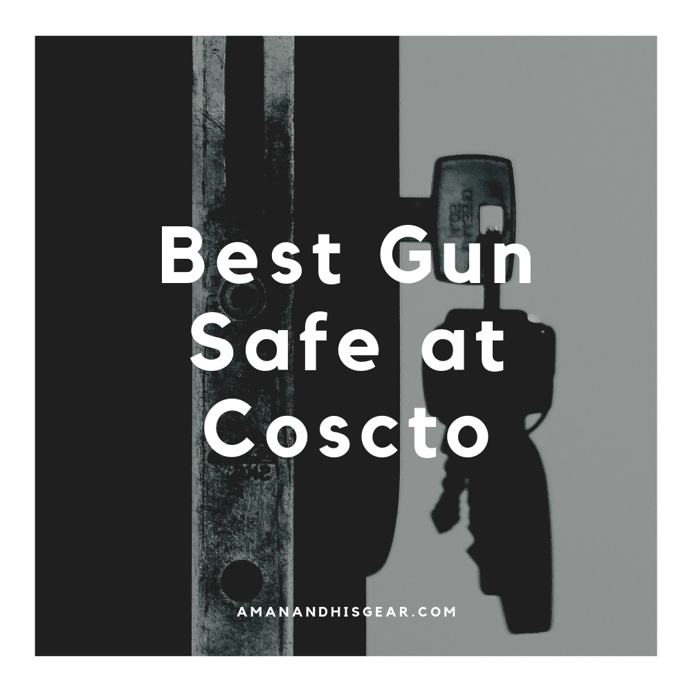 The best gun safes at Coscto