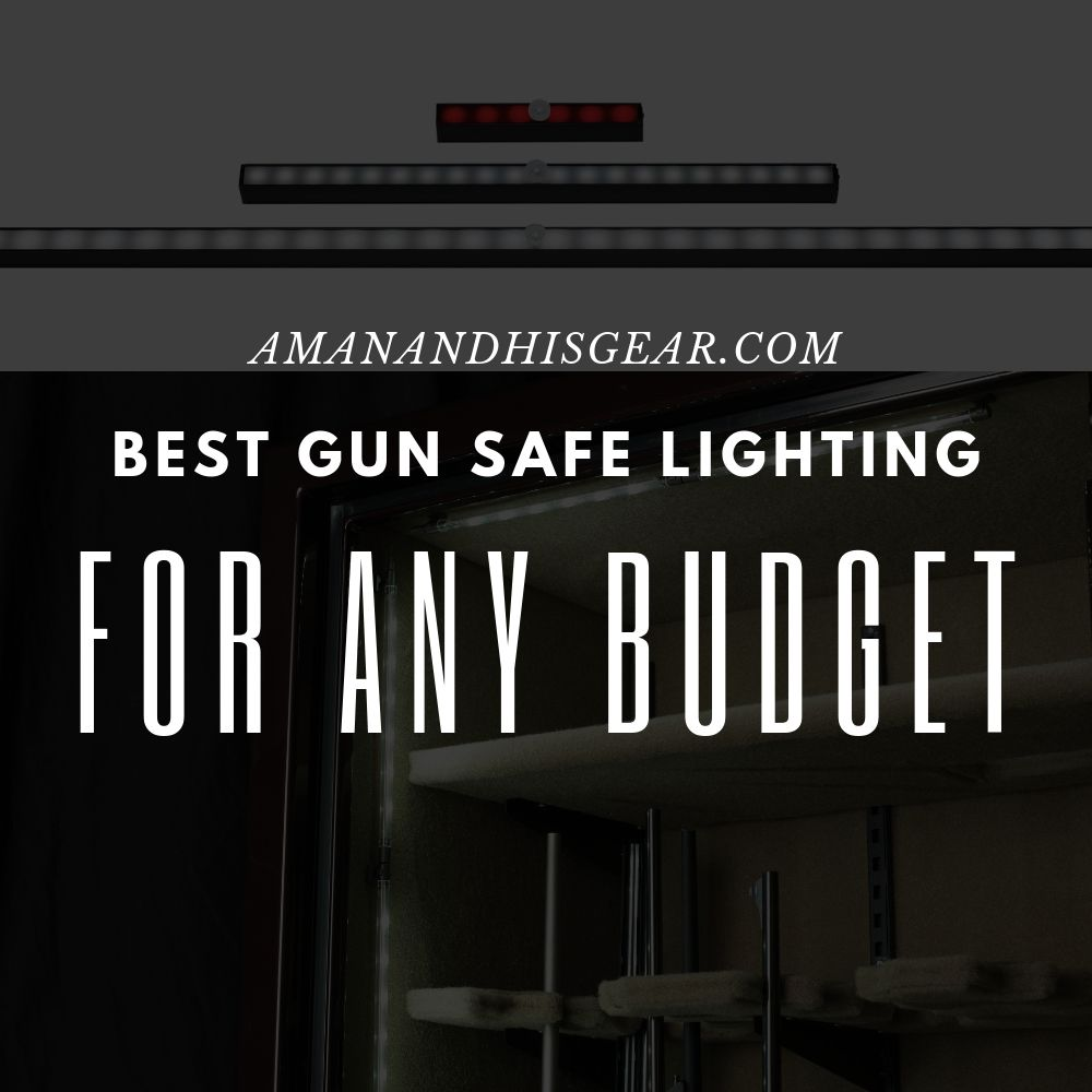 Best gun safe lighting on any budget