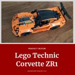 Product Review: Lego Technic - Chevrolet Corvette ZR1