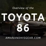 The Toyota 86 - A budget drivers car