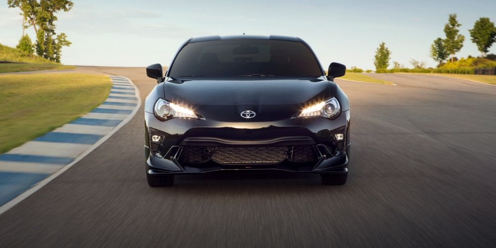 Toyota 86 Front view