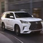 Lexus announced the new 2020 LX 570 Sport Package