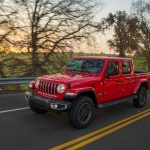 The Jeep Gladiator is finally on the roads