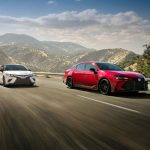 Toyota is making a TRD version of the Camry and Avalon, because why not