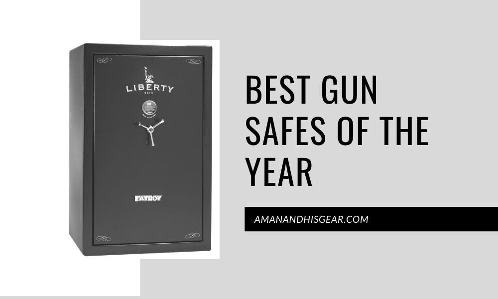 Best gun safes of the year