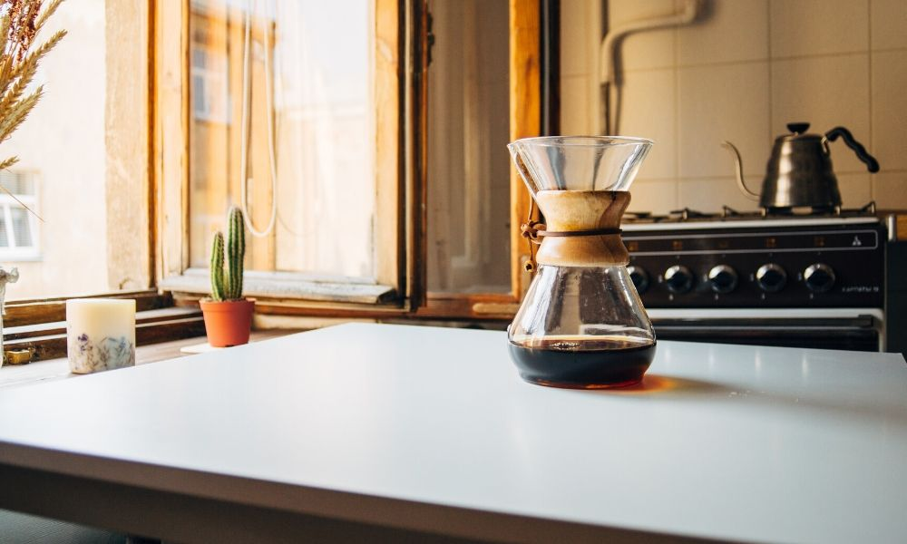 Chemex main image for pour over