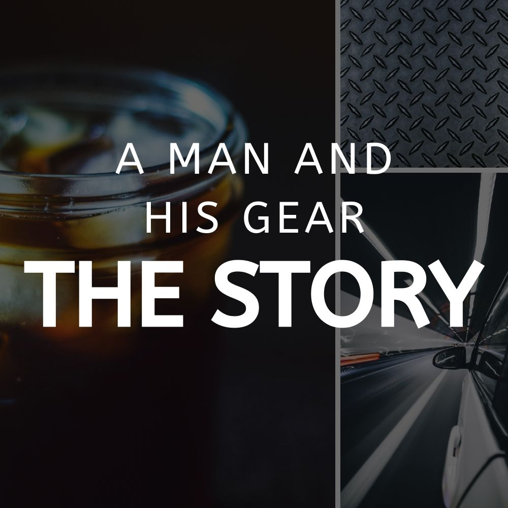 The story of A Man And His Gear
