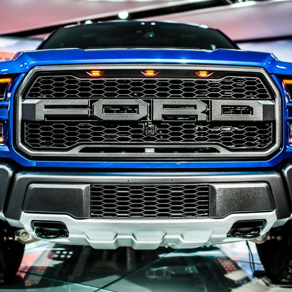Ford Raptor Clearance Lights