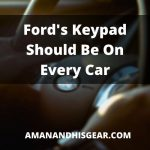 Ford's SecuriCode Keypad Should Be On Every Car